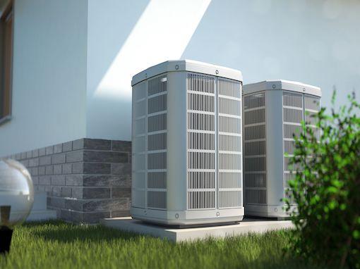 Renewable energy - Air source heat pumps